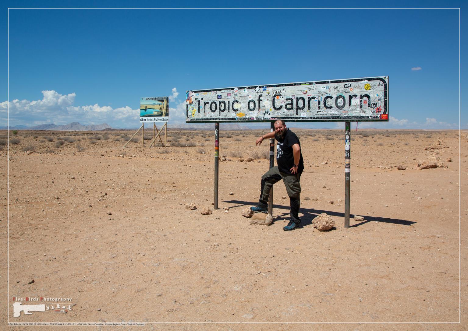 Unterwegs in der Namib-Wüste